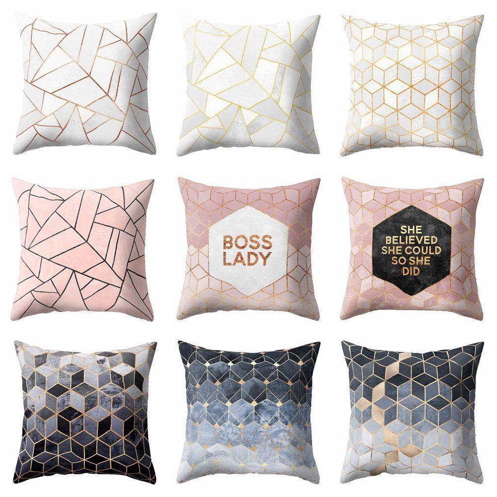 Cuscini Beige Per Divano acquista cuscino cuscini in poliestere stile nordico cuscino in poliestere  bianco e nero cuscini decorativi la casa divano auto d19010902 a 20,12 €