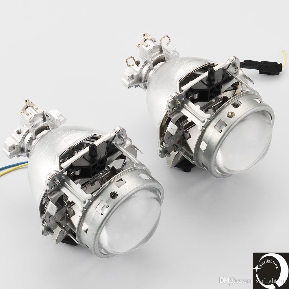 100% oryginalny Używany OEM Koit0 HID BI-Xenon Projektor Obiektyw 3,0 cala dla D4S Bulb Le-XUS RX350