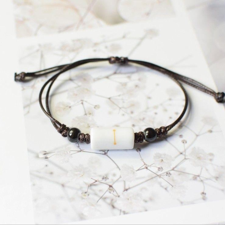 Al por mayor constelación de cerámica pulseras pendientes del encanto de la pulsera 24 estilos para el modelo de la joyería de moda opciones no. NE932-2