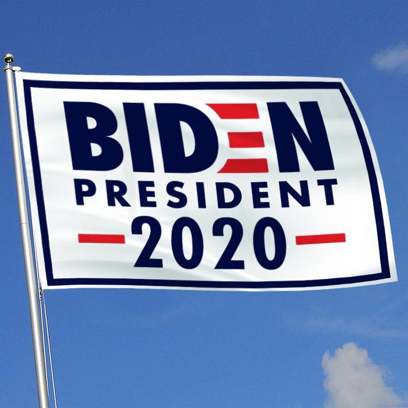 Trump 2020 Bayraklar Amerikan Başkanı Seçim Bayrağı Joe Biden Bernie Sanders Andrew Yang 2020 bayraklar Polyester Dekor Banner