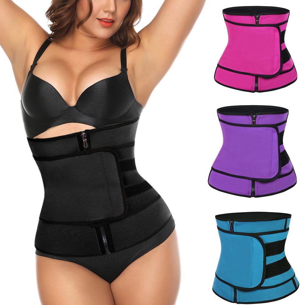 Adjustable Waist Shaper Band Summer Body Shaper Waist Trainer Slimming Belts Women Men Slim Shapewear Waistband Women Shapers Z0627