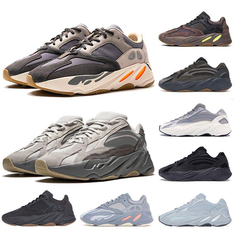 2 700 Новый Kanye West Wave Runner V Магнит Тефра Ванта Утилита Черный Сиреневый Инерция Статический Больница Синий Кроссовки Кроссовки На Открытом Воздухе Обувь