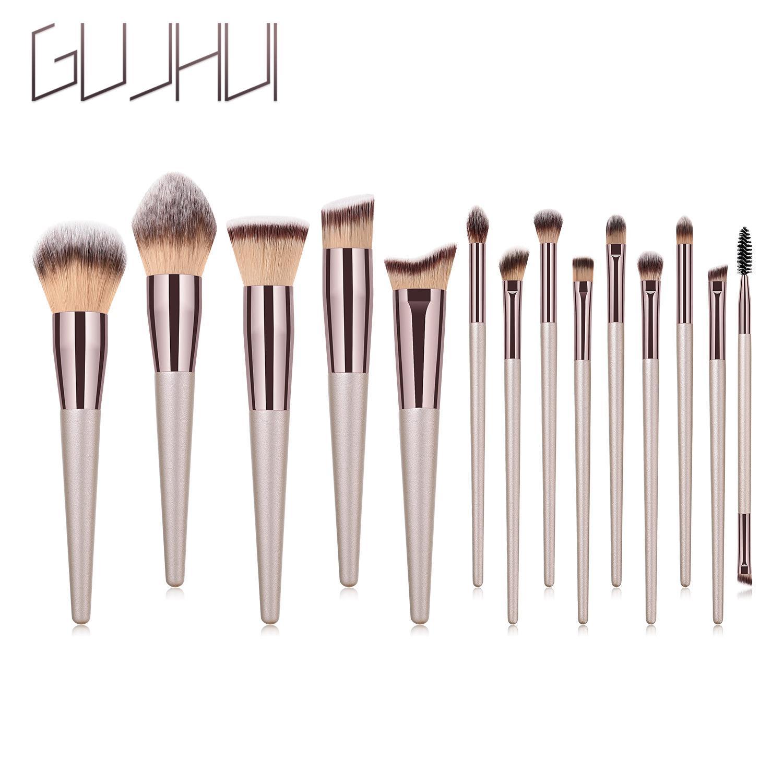 La nouvelle marque de maquillage Brosses fard à joues fard à paupières Fondation Correcteur Cosmétiques Pinceau synthétique Outils de cheveux Sourcils Poudre de beauté