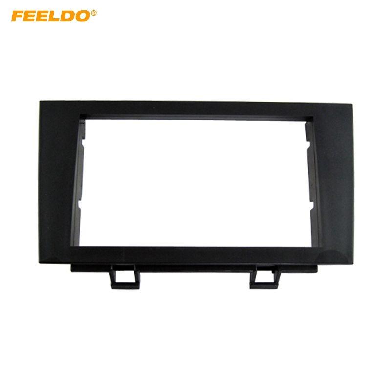 Fascia Facia Panel Adapter Plate Trim Surround Car Stereo Radio