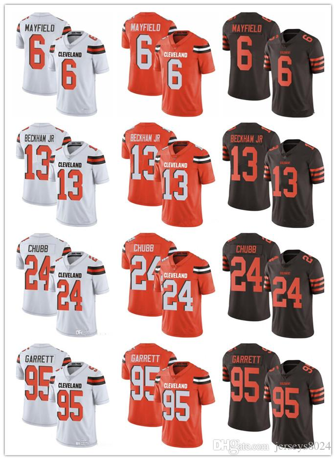 youth browns jersey
