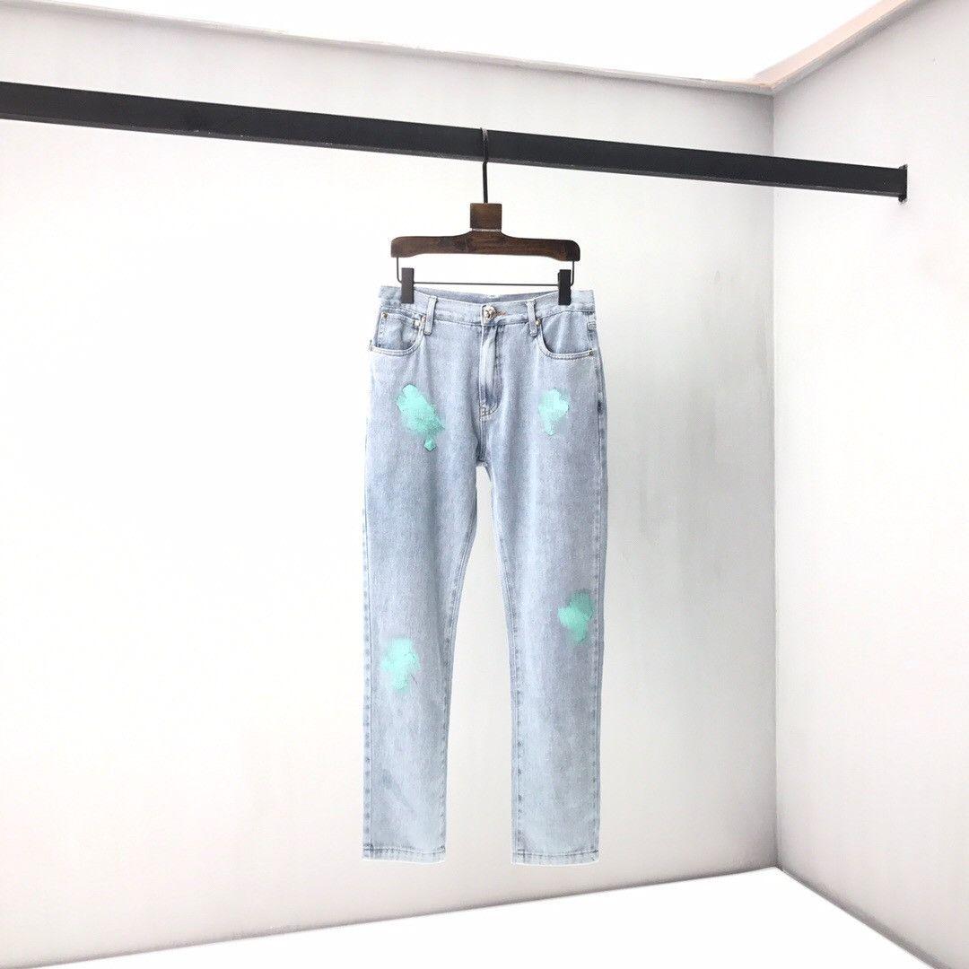 2020 nuevos informal de verano todo-en torno polainas delgadas pantalones Wei de los hombres de moda de verano el tamaño S-XXL 190