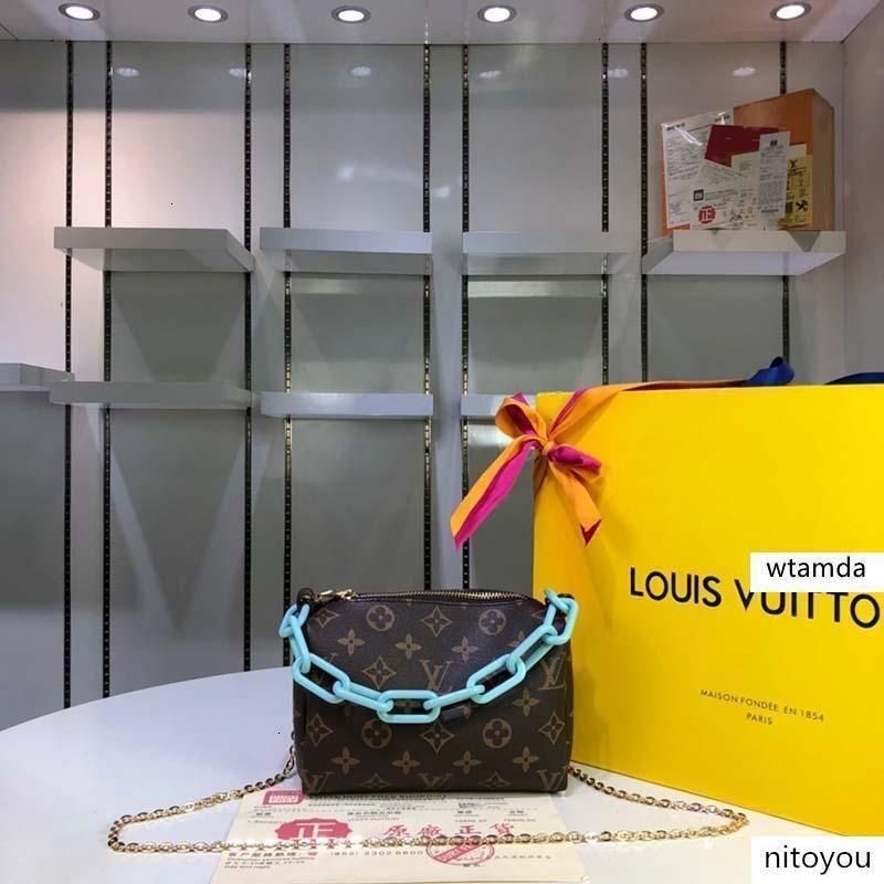 Tasarımcı kaliteli lüks ünlü çantaları kadın çantası messenger çanta tasarımcısı omuz çantaları cüzdanlar 68909 s8 handbags