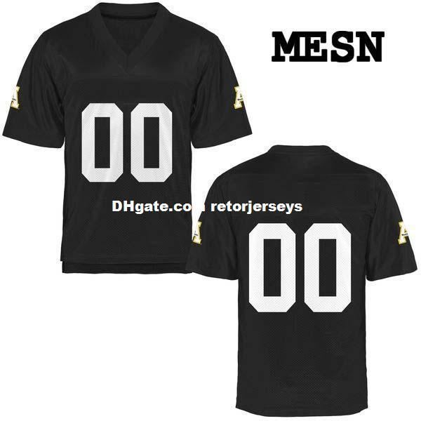 premium selection 5e4bf ab21f 2019 Custom Appalachian State Mountaineers College Jersey Mens Women Youth  Kids Personalized Any Number Of Any Name Stitched Football Jerseys From ...