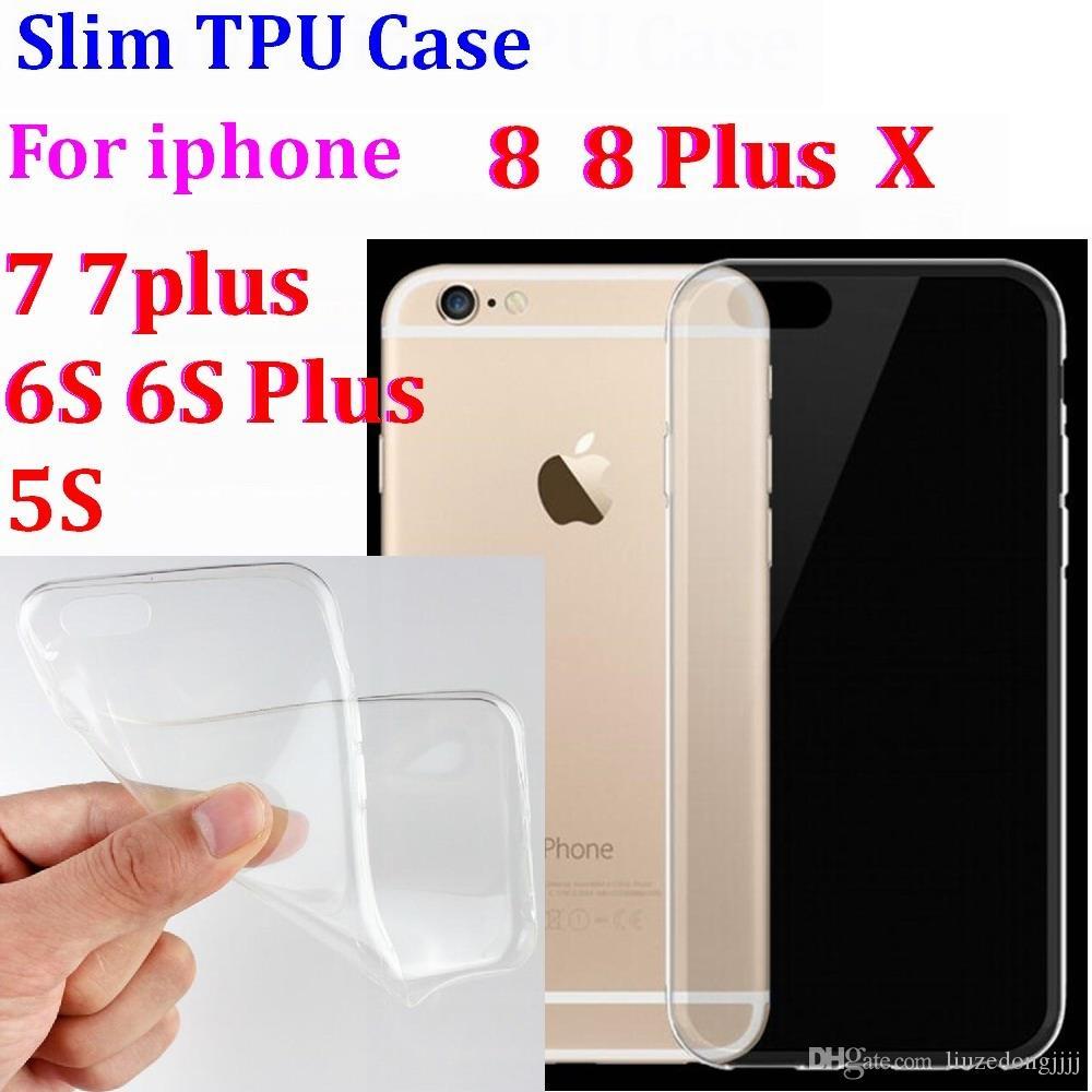 0,3 mm ultra mince mince clair TPU souple Gel Back Cover invisible peau de cas pour l'iPhone X xs max 11 pro 1500pcs