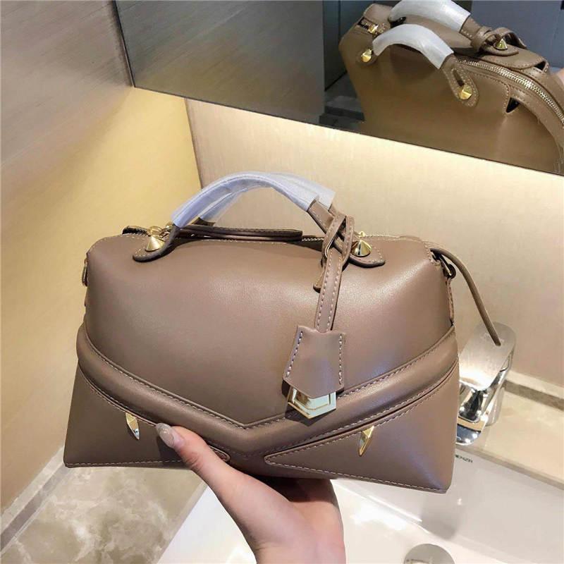 las mujeres diseñador de bolsos FF manera a estrenar pitte Jous de cuero de buena calidad bolsas de hombro Crossbody del bolso de compras del totalizador del recorrido bolsos