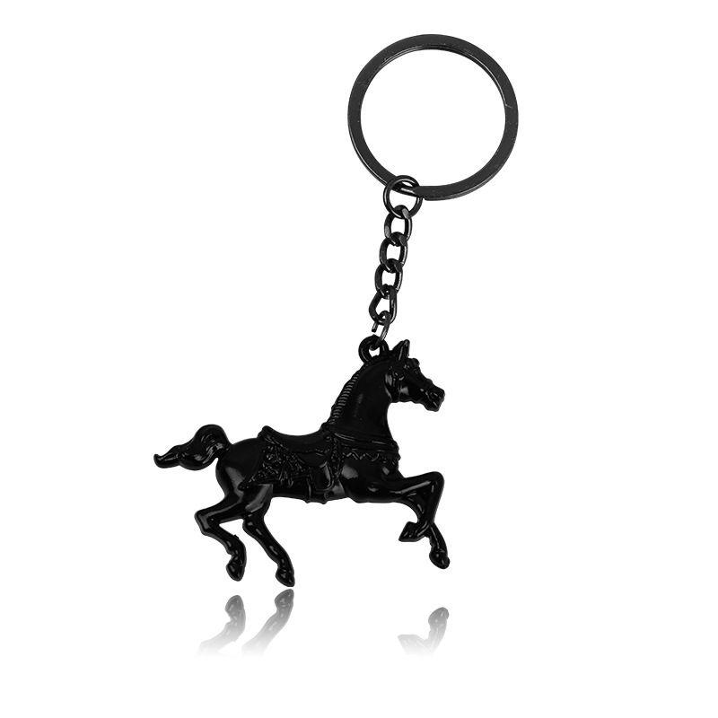 HORSE KEYRING PONY