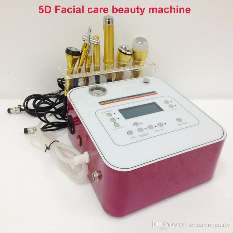 Eye care wrinkle removal meso injector mesotherapy beauty machine