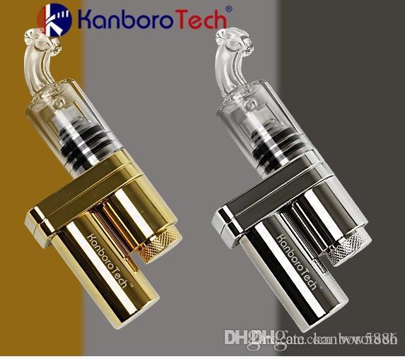kanboro mini E Zigarette Rohr subdab 18350 Gabe Wachs Tupfen Stift lastest Heiße neue Wachs für jede Heizung.