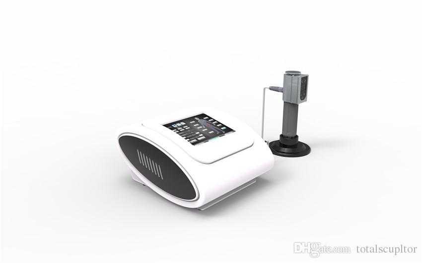 Yeni düşük yoğunluklu taşınabilir şok dalga tedavisi ekipmanları / Eswt Şok Dalga Terapi Makinesi Shockwave Erektil Disfonksiyon