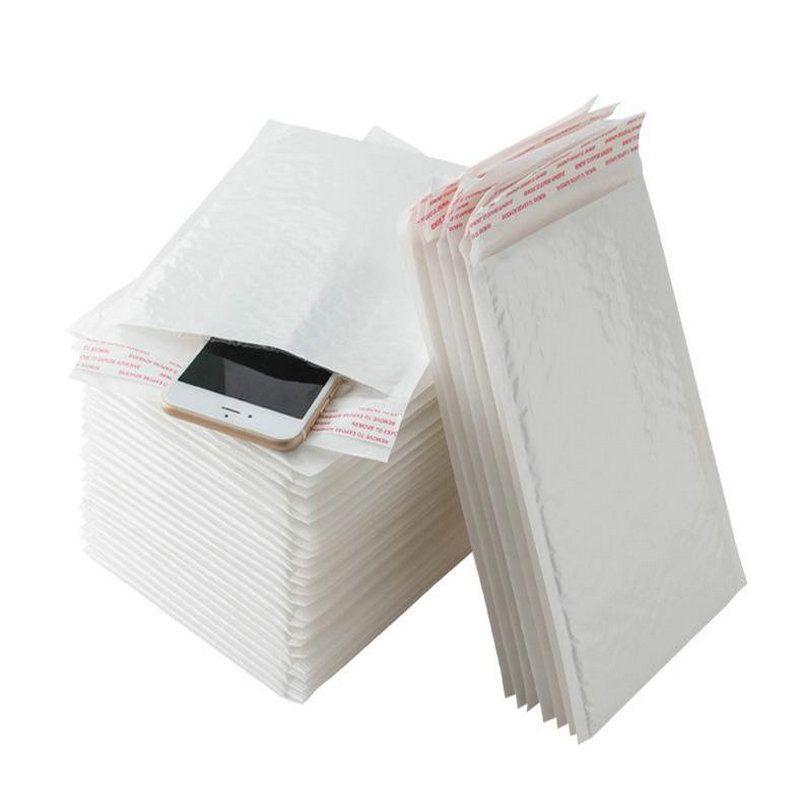 13x13 화이트 버블 메일러 패딩 봉투 거품 우편물 봉투에 의해 250ct 250ct best_dhseller SPmIh