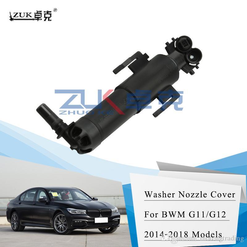 ZUK Headlamp Headlight Spray Nozzle Washer Actuator For BMW 7' 7 SEIRES 725 730 740 750 760 2014 2015 2016 2017 2018 2019