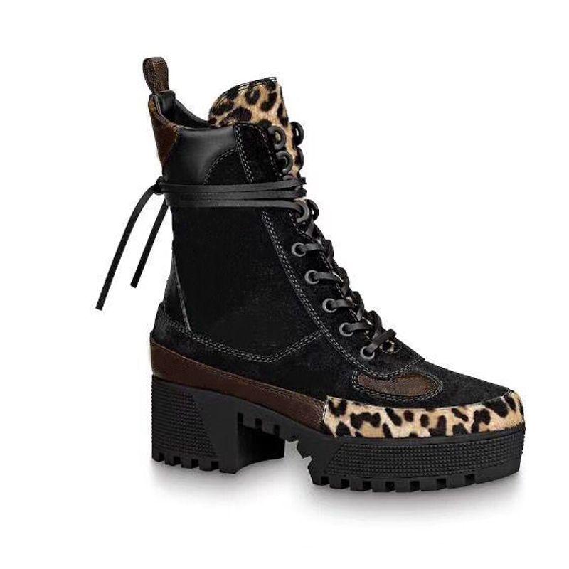 Martin stivali firmati fenicotteri donne amano freccia medaglia 100% vera pelle di massima scarpe da donna di lusso in pelle Desert Boot US5-11 invernali 41 42