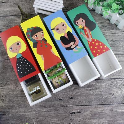 Chriatmas полые Macaron торт коробка кекс контейнер Валентина шоколад упаковка для выпечки упаковка макарон упаковка бумага торт коробки 17.5*5*6см