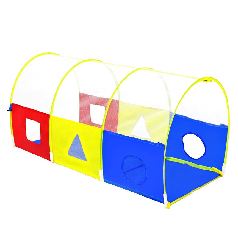 New Baby Toy Tent Portable Crawling Tunnel Ball Pool Play House for Children Play Tent Ball Pool Outdoor Teepee Kids Gifts
