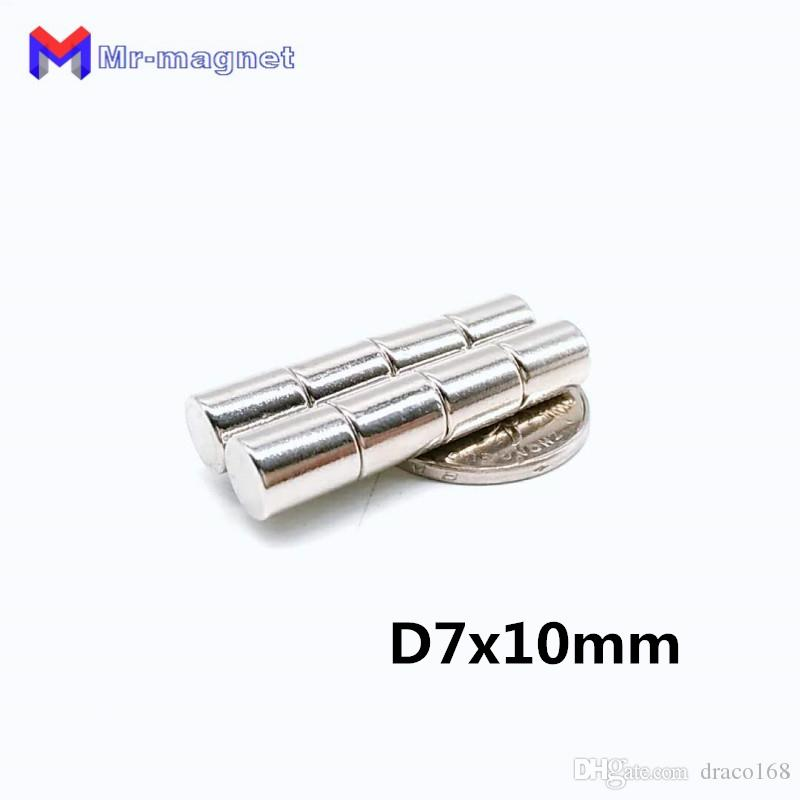 20 pieces Strong Neodymium NdFeB N50 Magnet Rare earth Disc 6mm x 1mm