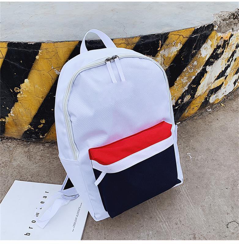 Tasarım Sırt Çantası Notebook Sırt Çantası Moda Suya Omuz Çantası Çanta Paketi Messenger Çanta Tasarımcısı sırt çantaları # dc4f8