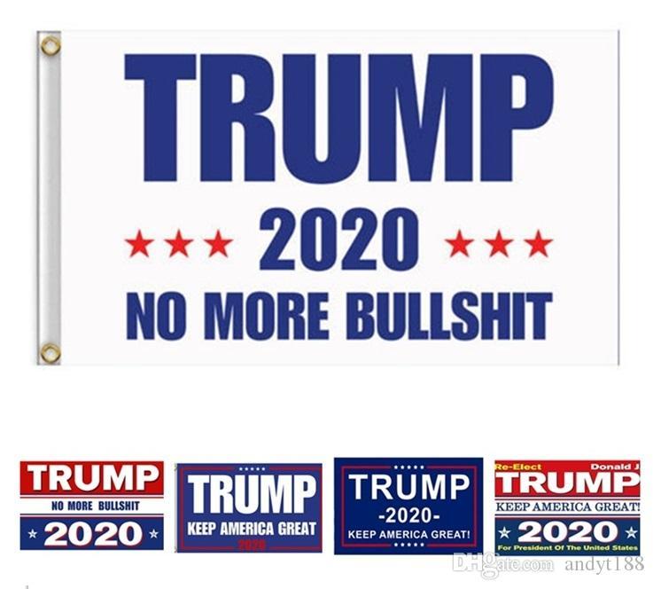 New Decor bandeira Trump bandeira de América Mais uma vez para o presidente EUA Donald Trump Bandeira Eleição Bandeira Donald Flags T10I0023