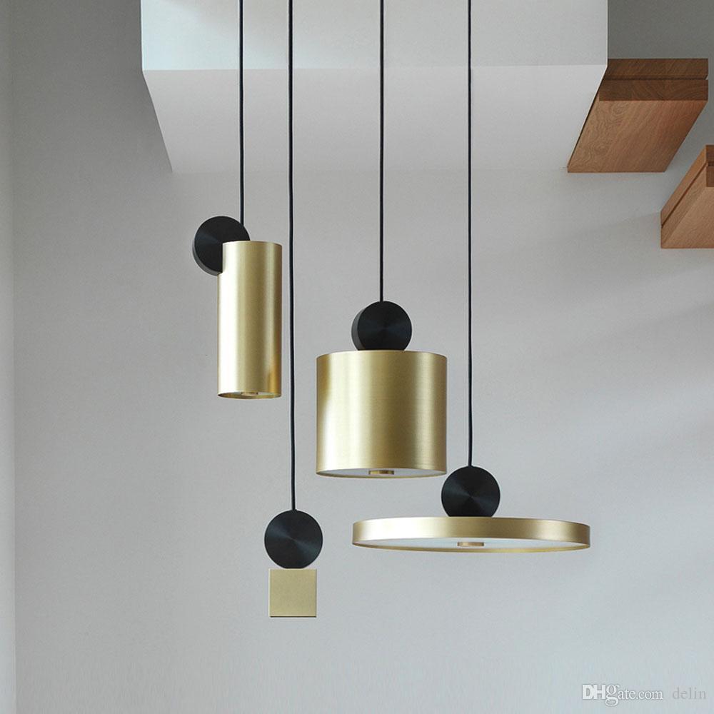 Lumières Acheter Moderne À Suspension Salle Cuisine Manger Hanglamp 265v Salon Luminaire Led Intérieur Industrielle 90 Lampes FK3cu15TJl