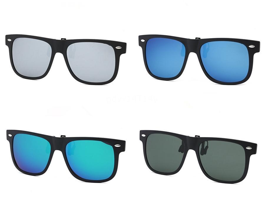 Vocheng Нуса сменные Оснастки кнопки инкрустированы 2020 мода старинные очки Женщины tr90 Sunglasee (НН-070) #60961