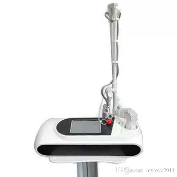 Hochwertiger CO2 Fractional Laser für die Entfernung von Narben Hautstraffung und Bleaching Akne-Behandlung mit