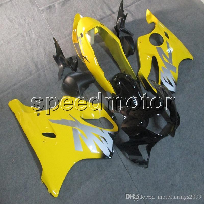 23 couleurs + cadeaux moule d'injection jaune capot de moto carénage pour HONDA CBR 600F4 1999 2000 CBR600 F4 99-00 kit en plastique ABS
