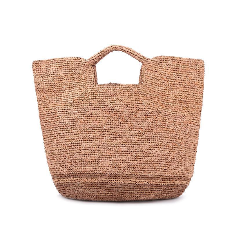 Borsa di modo High-end occidentale Woven Bag di grande capienza del sacchetto di spalla
