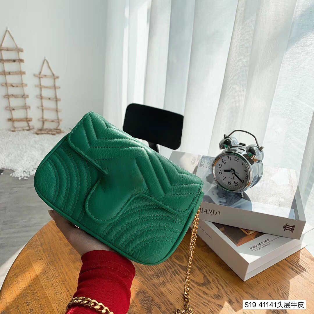 الفاخرة أكياس التصميم الكلاسيكي الحب القلب V نمط الموجة حقيبة حقائب وأكياس حقيبة مقبض الكتف سلسلة CROSSBODY محفظة G التسوق المراهنات