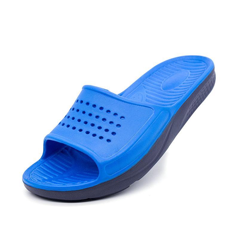 Zapatillas 2021 Moda Hombres Sandalias Summer Men's Beach Shoes Casual transpirable Hogar Flip-flops Tallas grandes 36-50