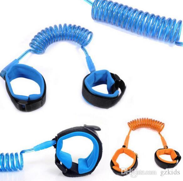 LAAT Kleinkind Baby Sicherheit Antiverlust Handgelenk Link Kind Sicherheitsgeschirr Rucksack G/ürtel//straptraction S/äcke mit Seil/ /Orange//blue150/cm/ /250/cm