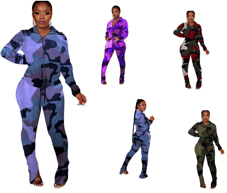 Women plus size 2 piece set fall winter clothes jogging suit t-shirt pants sportswear fitness running pullover leggings outfits s-3xl