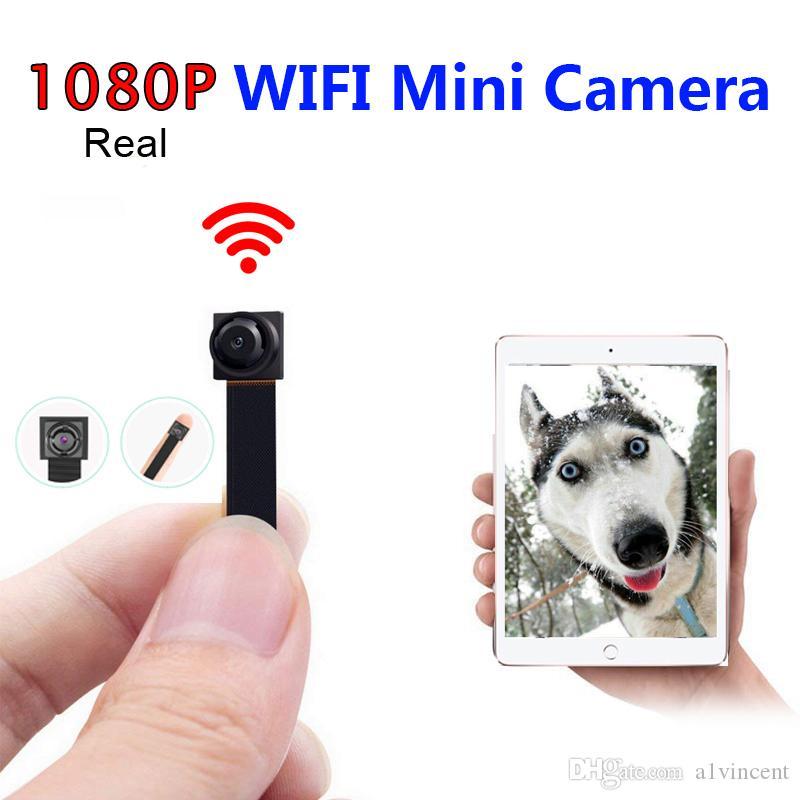 Camera Mini Wifi Full HD DIY 1080P Camcorder P2P Motion Detection Video Security IP Remote Control DV