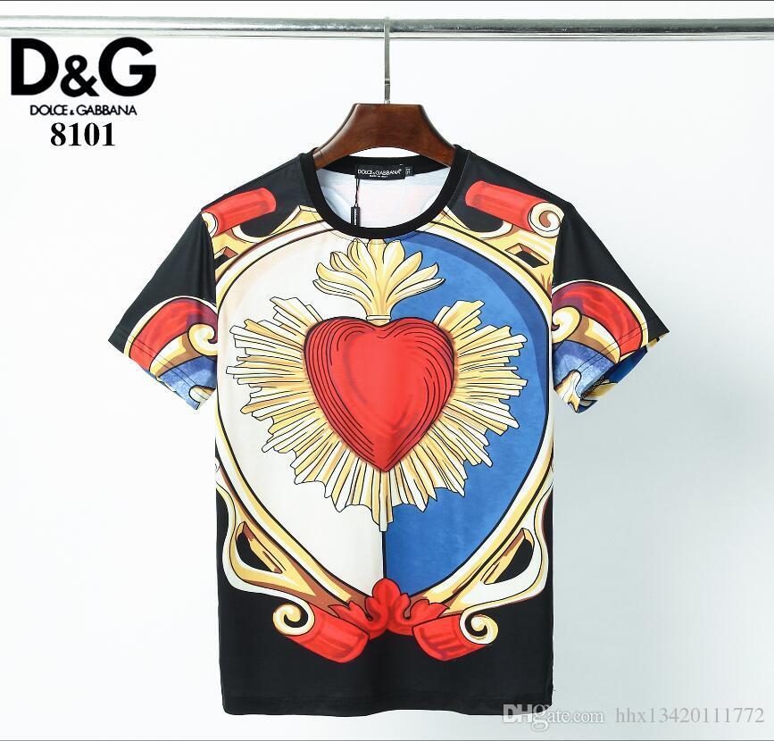 2020 Bram-3XL brandneues Indien Kristallschädel gesleevt kurzer T-Shirt Baumwolljacke dünn beiläufige T-Shirt für Männer Art und Weise T-Shirt DG668