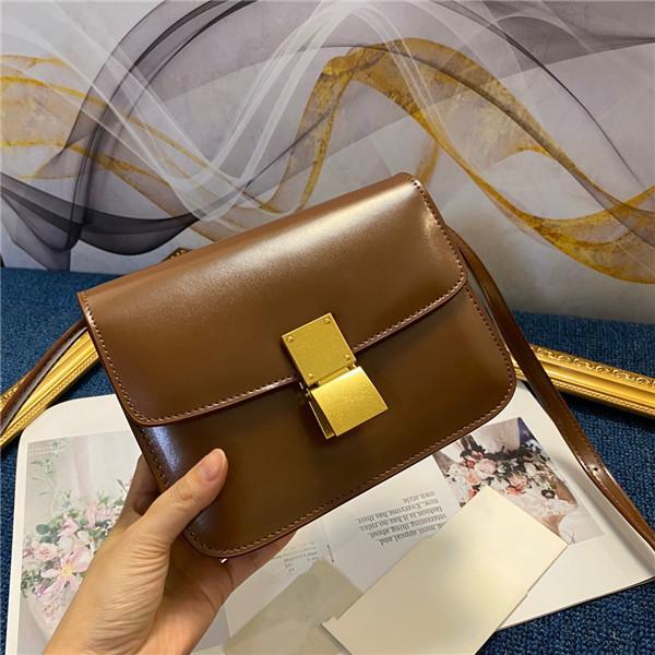 2021 Womens Luxury Designer Bag Carteira Bolsas de Moda Totes de Couro Linha Cor-de-rosa Crossbody Bags