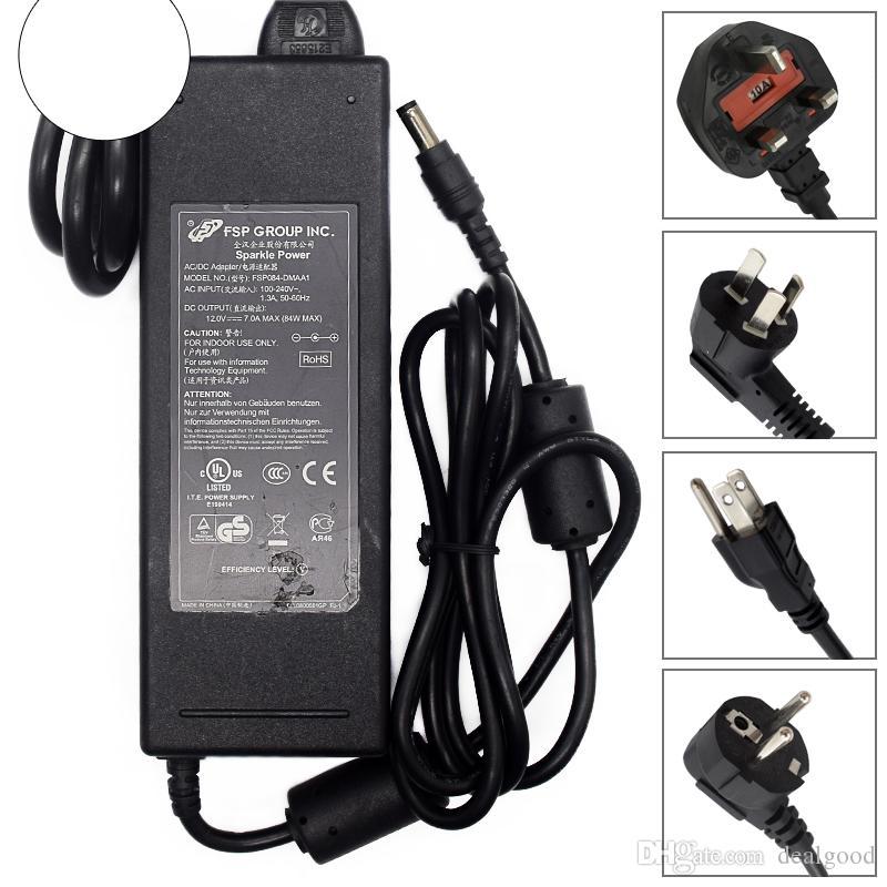 Para Genuine FSP FSP084-DMAA1 P / N: 9NA0840412 Alimentação Adaptador AC Cord - Usado