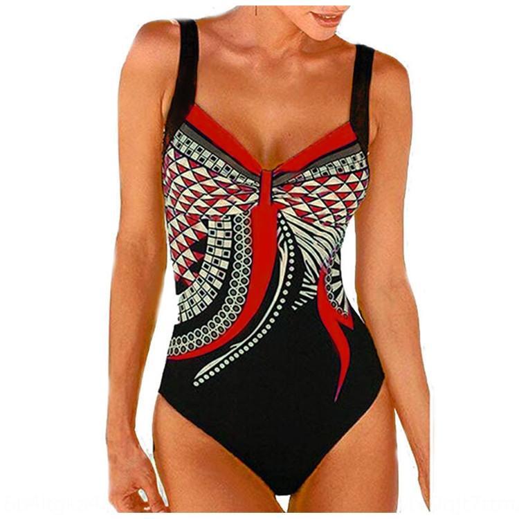 A96ou 2019 de una sola pieza atractiva impresa S-5XL 8 colores disponibles 2019 de una sola pieza traje de baño bikini traje de baño sexy bikini impreso S-5XL 8 colores availa