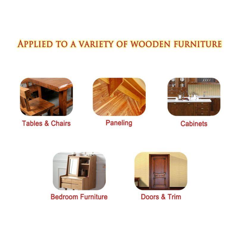 Möbelpflege Polieren Beeswax Wasserdicht Verschleißfeste Wachs Möbelpflege Wachs für Holz Tische Stühle Schränke Türen Wasserfilter reinigen