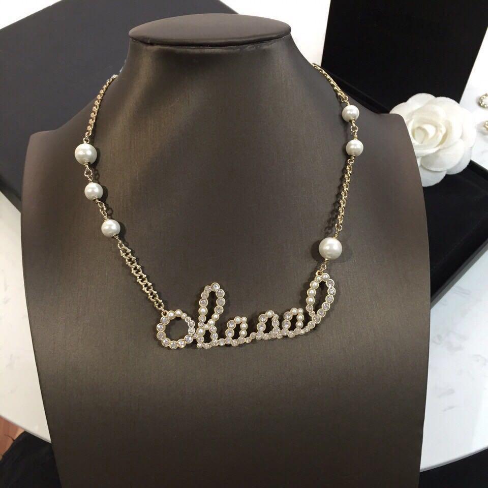 marca de moda colar de Designer Ra para os amantes de casamento Mulheres partido senhora presente da jóia de noivado de luxo para a noiva com caixa