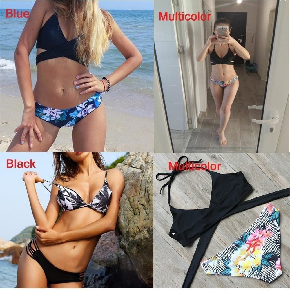 Горячие купальники бандаж бикини 2016 Sexy Beach купальники женщины купальник купальный костюм бразильский бикини Set Майо де Бейн Biquini
