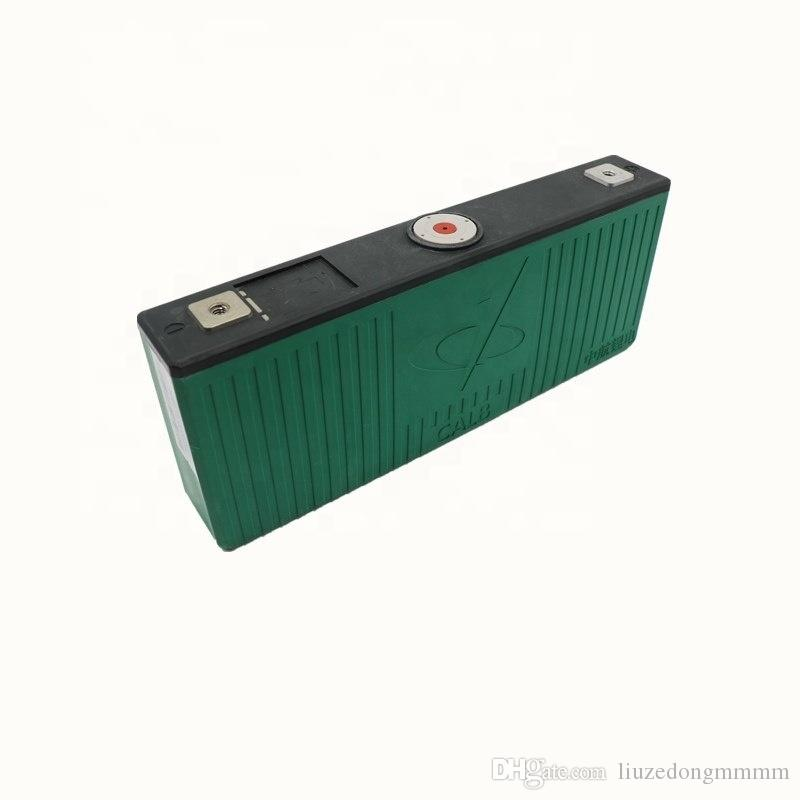 Prismatic plastic lithium battery cell 3.2V 60Ah rechargeable lifepo4 battery for solar storage e-bike
