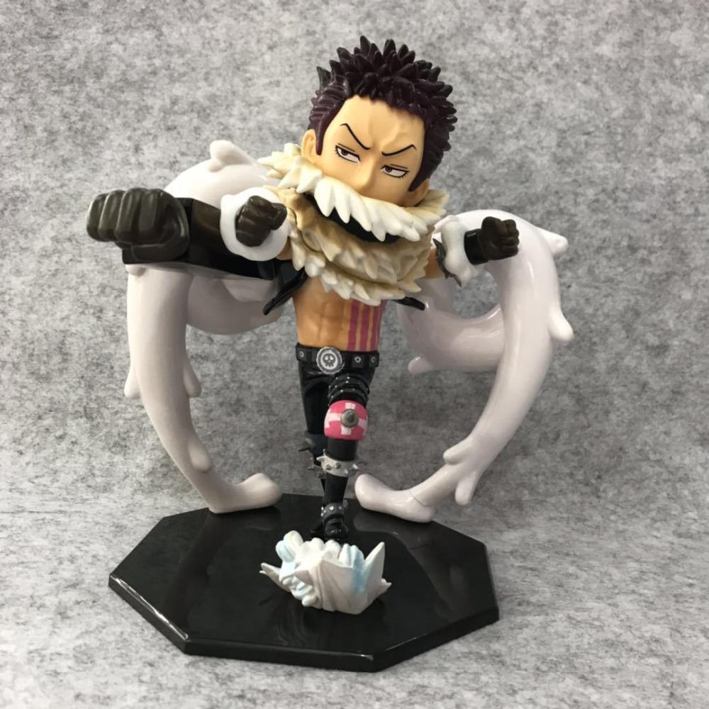 20cm One Piece Charlotte Katakuri figurine poupée jouets cadeau de Noël sans boîte