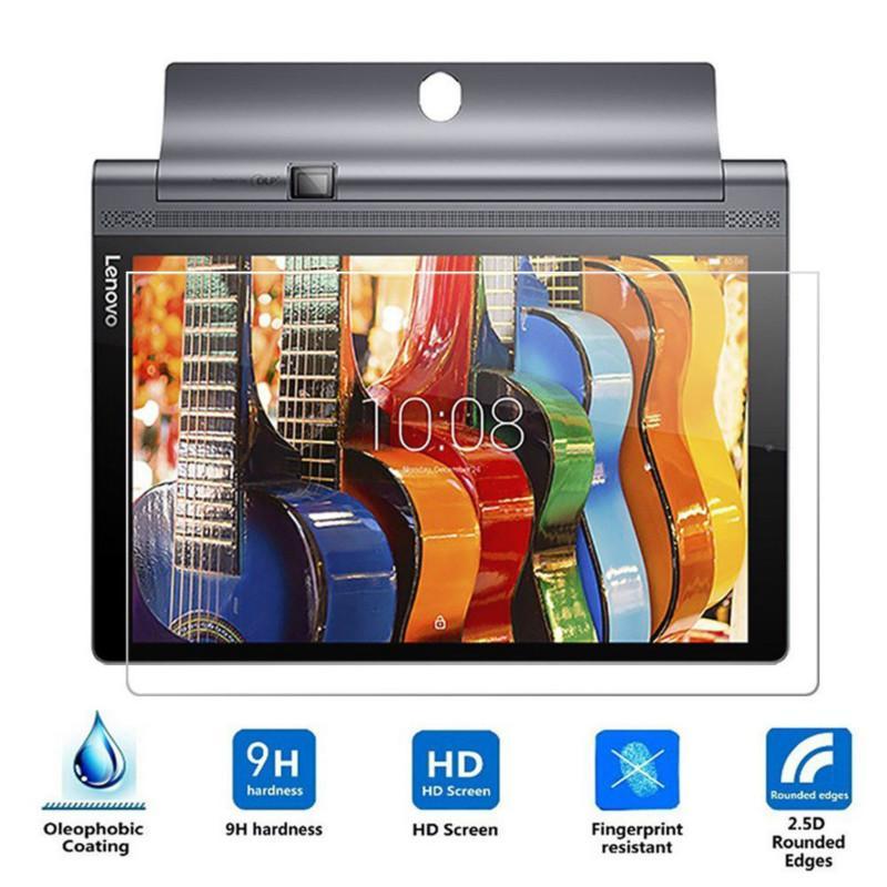 2.5D temperli cam Ekran Koruyucu Film İçin Lenovo Yoga Tab 3 8.0 10.1 YT3-850F X50F X50M tab3 Pro tab3 Artı X90 Tablet Ekran Guard Kapak