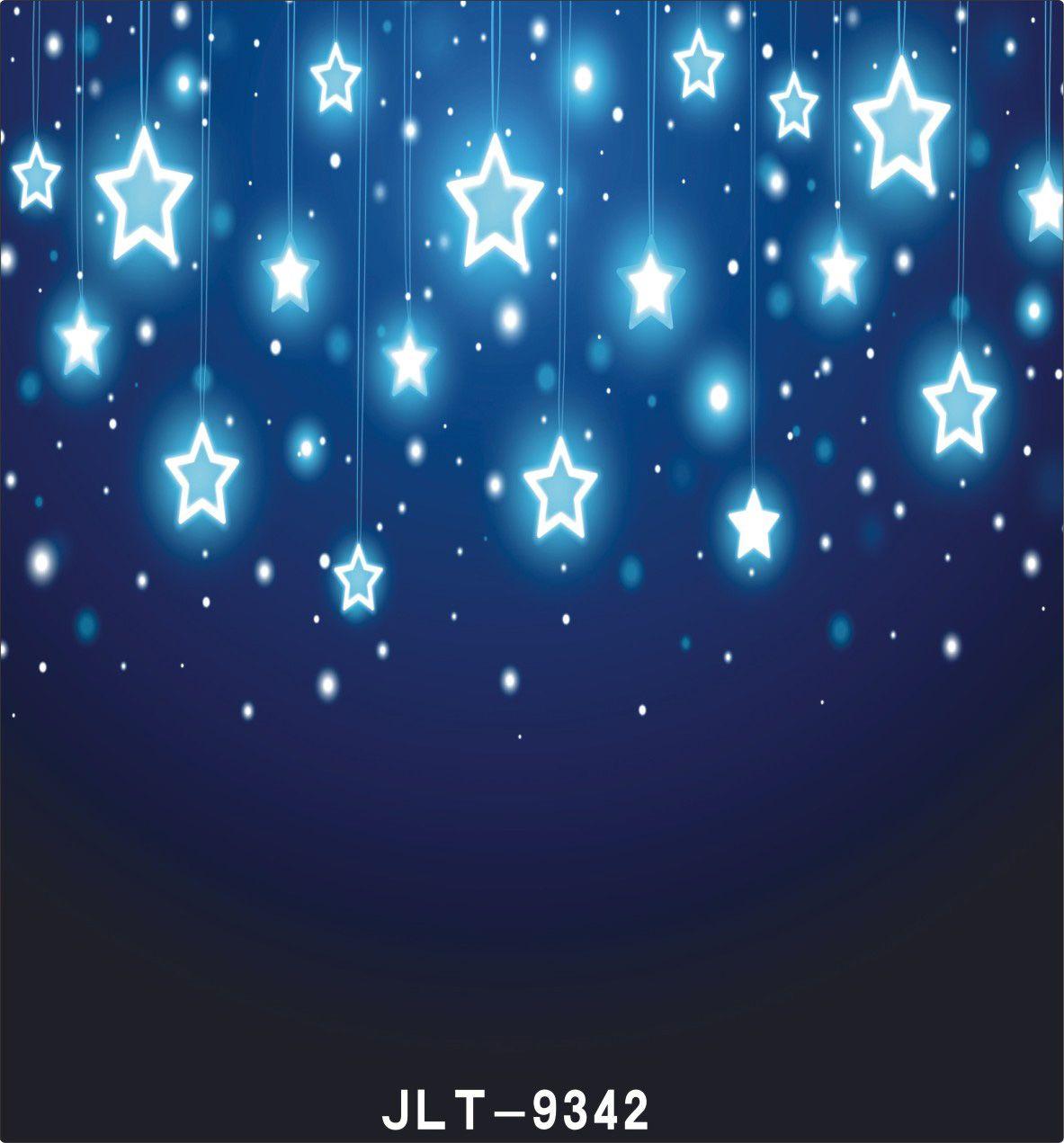 Shengyongbao Vinyl Custom Photography Backdrops Prop digital printed Christmas day Photo Studio Background JLT-9342