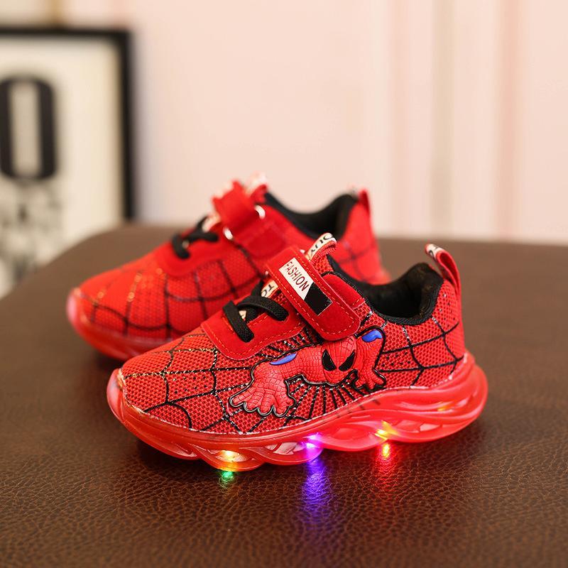 Kids Designer Shoes Boys Trainers Flash
