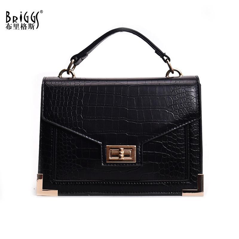 Designer-sac femme Einkaufstasche für Frauen 2019 Luxus Handtaschen Frauen Taschen Designer Alligator Leder weibliche Schulter Messenger Bag sac ein Haupt