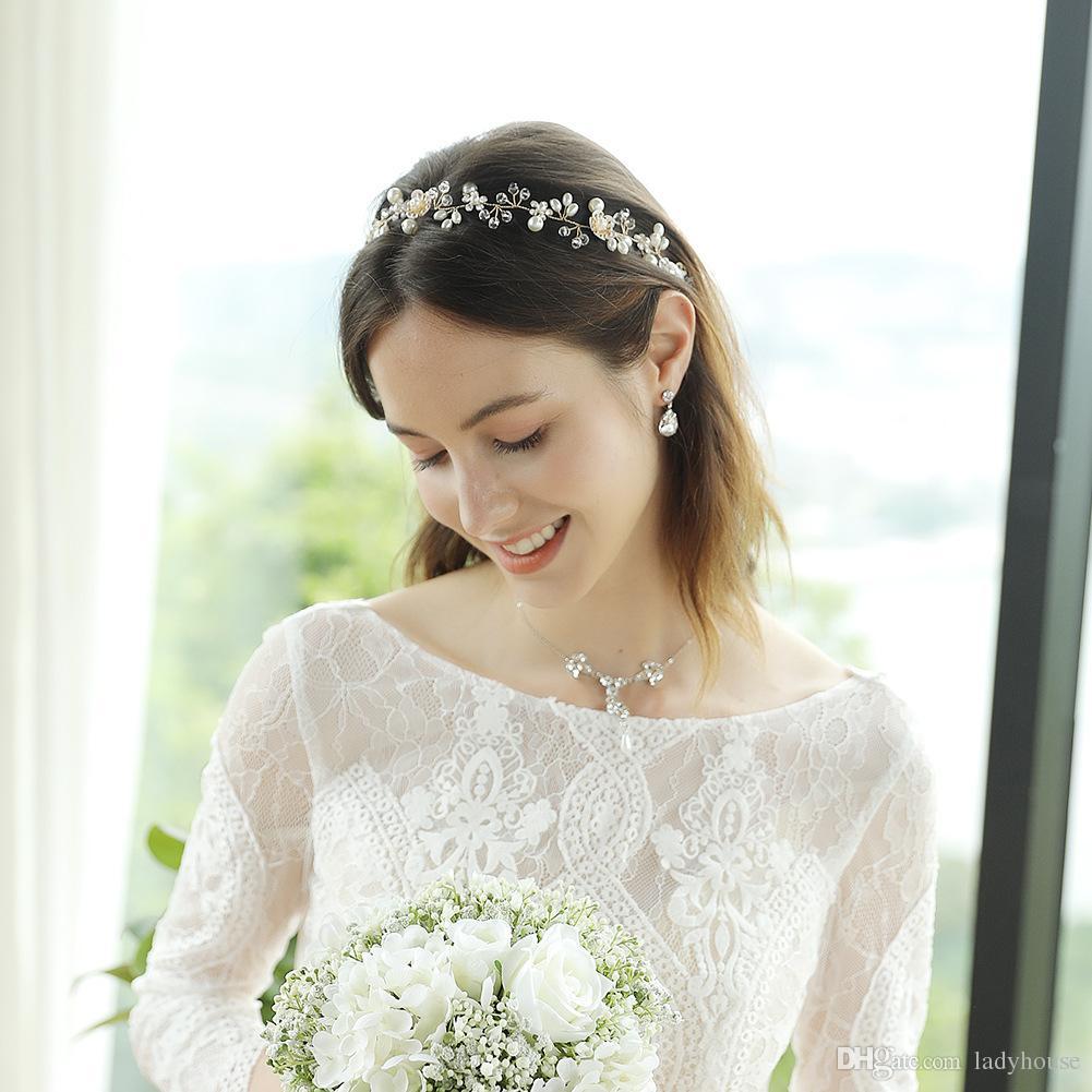 Bohemian Tassel Chain Headband Hair Band For Women Sequins Rhinestone Wedding Hair Accessories,3